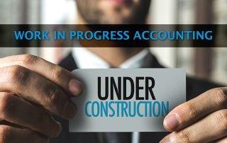 Work in progress accounting