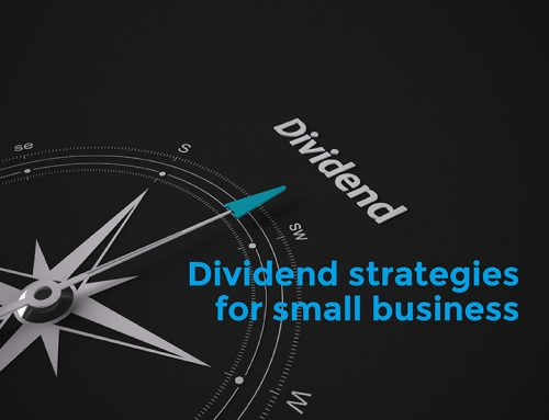 Want to save your small business thousands of dollars? Here's how with dividend strategies…
