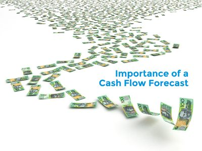 Benefits of forecasting cash flow for small businesses