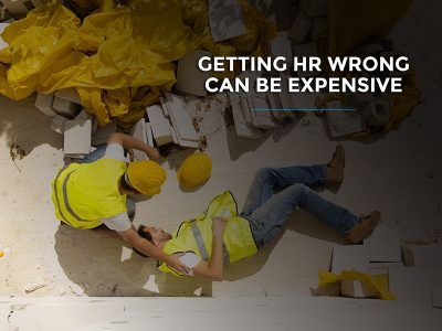 HR advice for small businesses - getting HR wrong can be expensive