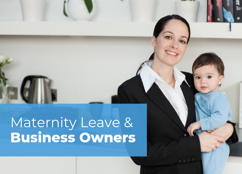 Maternity leave for the self employed